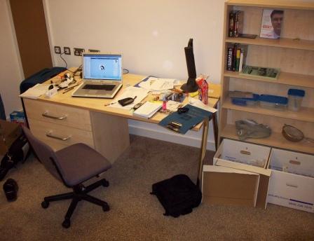 My room!