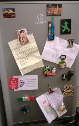 The Fridge of Journeys