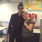 Mr Kanj and Ms Taylor: Guardians of the mighty Physics knowledge