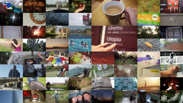 Montage of Homepage Photos