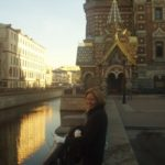 First day in St. Petersburg