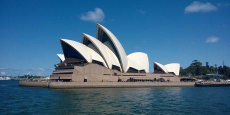 Sydney (or Dom Down Under, Part 1)