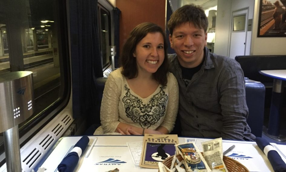 Dining on Amtrak