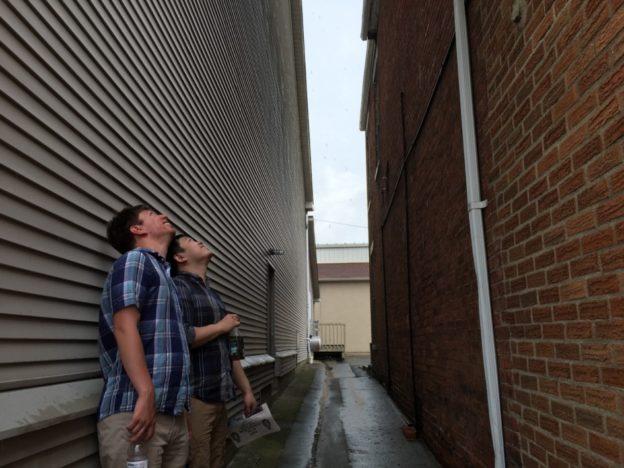 Randi's weather app lied to us