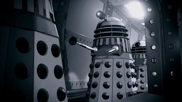 The Power of the Daleks ©BBC