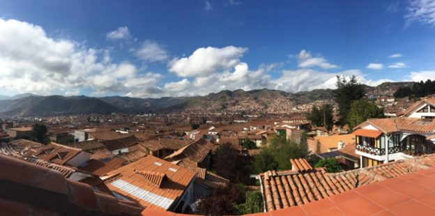 Welcome to Cusco!