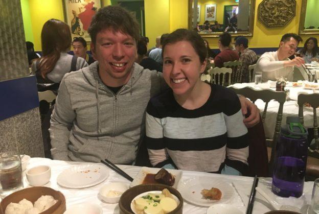Dim Sum in Chinatown