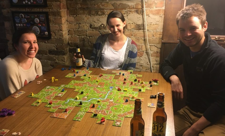 More Carcassonne! More!