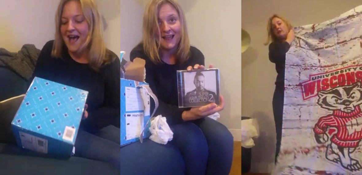The World's Best Unboxing Video