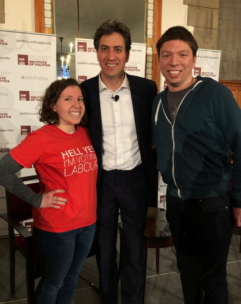 Hell yes, it's Ed Miliband