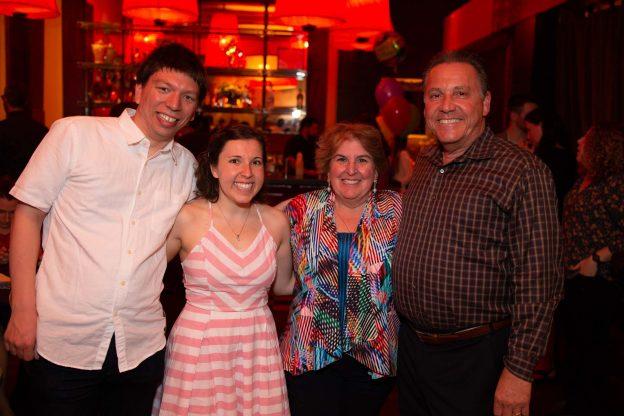 Randi's parents