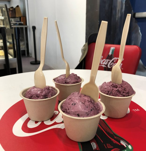 That Time Everyone Ordered Huckleberry Ice Cream