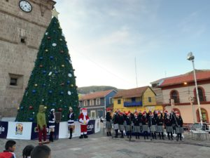 Merry Christmas from Puno
