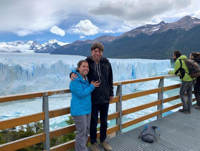 Coupley glacier