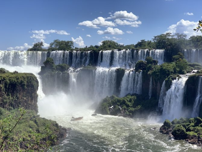 Behold the Falls!
