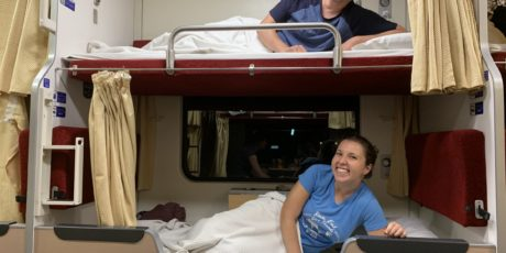 Bangkok and the magic of sleeper trains