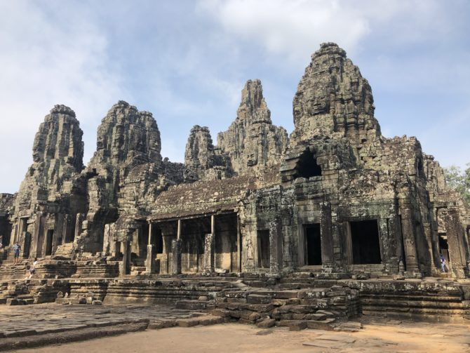 Bayon Temple: my favourite